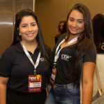 Caroline Gregório e Bianca Maia 150x150 - Murilo Pascoal fala sobre parques temáticos no Panrotas Next