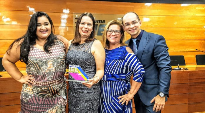 Débora Barreto, Ana Flávia Chaves, Letícia Pires E Paulo Henrique
