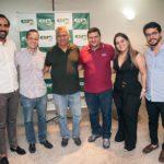 Danilo Lobo, Bernardo Prado, Zezinho Jereissati, Zinho Jereissati, Daniele Ribeiro, Rafael Fujita