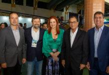 Danilo Serpa, Élcio Batista, Enid Câmara, Beto Studart E Luiz Gastão (1)