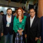 Danilo Serpa Élcio Batista Enid Câmara Beto Studart e Luiz Gastão 2 150x150 - Ceará Global debate a internacionalização da economia cearense