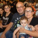 Eduarda, Kailane, Fabiano, Lu E Isabela Haack