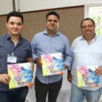 Emanuel Moreira, Angelo Nunes E Junior Dantas (4)