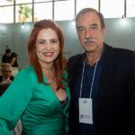 Enid Câmara e Armando Abreu 150x150 - Ceará Global debate a internacionalização da economia cearense