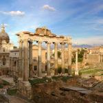 Forum Romanum Rom 150x150 - Casablanca apresenta: todos os caminhos de Roma