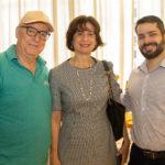 Francisco Back, Cintia Diógenes E Vladmir Soares