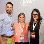Francisco Guardia Estela Farina e Juliana Vital 150x150 - Murilo Pascoal fala sobre parques temáticos no Panrotas Next