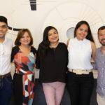 Gian Reis, Lilian Pinheiro, Vanessa Sousa, Elaine Gomes E Lucílio Lessa