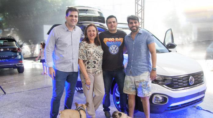 Igor Feitosa, Delane Palacio, Mauricio Vieira E Joao Junior