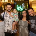 Jéssica Amorim, Jeferson E Enzo Magalhães, Aline Amorim E Pablo Musse (1)