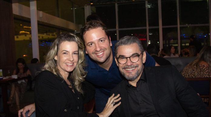 Jennifer Montenegro, Rodrigo Ponte E Fred Pinho