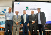 Jerson Kelman, Antônio Balhmann, Carlos Matos, Adolfo Marinho E Heitor Studart (2)