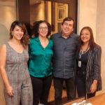 Juliana De Fátima, Juciana Gurgel, João Mendonça E Michele Ribeiro_