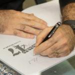 """Lançamento do Livro de Isaac Furtado 1 150x150 - Isaac Furtado lança seu terceiro livro, """"Caderno 53"""""""