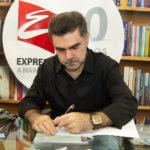 """Lançamento do Livro de Isaac Furtado 150x150 - Isaac Furtado lança seu terceiro livro, """"Caderno 53"""""""