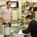 """Lançamento do Livro de Isaac Furtado 6 150x150 - Isaac Furtado lança seu terceiro livro, """"Caderno 53"""""""