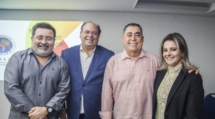 Levi Martins, Nelcy Da Silva Campos Filho, Adroaldo Carneiro E Simone Bazan