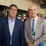 Luiz Gastão e Marcos Pompeu 150x150 - Ceará Global debate a internacionalização da economia cearense