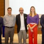 Marco Furtado, Luiz Miranda, Eurico Santi, Lina Santin E Paulo Duarte (2)