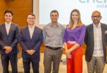 Marco Furtado, Paulo Duarte, Luiz Miranda, Lina Santin E Eurico Santi (2)