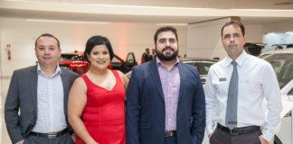 Marcos Mourão, Sthefany Muniz Guilherme Bachur E Silvio Uchoa