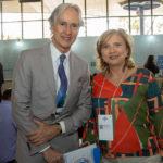 Marcos Pompeu e Magda do Vale 150x150 - Ceará Global debate a internacionalização da economia cearense