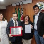 Natércia Campos, Igor Queiroz Barroso, Germana Sales E Naumi Amorim _