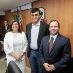 Natércia Campos, Naumi Amorim E Igor Queiroz Barroso
