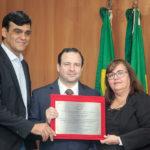 Naumi Amorim, Igor Queiroz Barrosos E Germana Sales