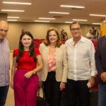 Onório Pinheiro, Darla Lopes, Roseane Medeiros, Beto Studart E Lauro Chaves (2)