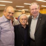 Onório Pinheiro, Raimundo Padilha E Ricardo Cavalcante