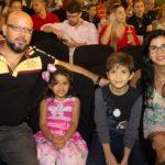 Paulo, Valentina, Saula André E Viviane Lemos