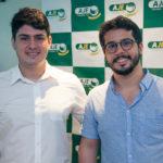 Paulo Victor Gadelha E Rafael Fujita