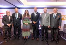 Raimundo Padilha, Lauro Fiuza, Emília Albuqerque, Carlos Da Costa, Carlos Prado E Roberto Macêdo