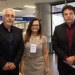 Ricardo Eleutério, Izabel Colares E Vicente Ferrer