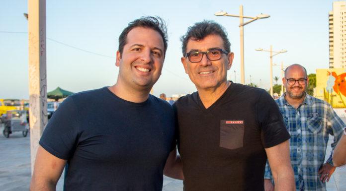 Rodrigo Ponte E Alexandre Pereira