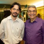 Tarcísio Costa e William Soares 150x150 - Café com Energia debate redução de custos por meio da gestão energética