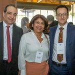 Walide de Melo Gercemira Rezende e Ênio Ferrarini 150x150 - Ceará Global debate a internacionalização da economia cearense