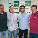 Zezinho Jereissati, Bernardo Prado, Rafael Fujita E Zinho Jereissati