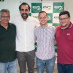 Zezinho Jereissati, Danilo Lobo, Bernardo Prado E Zinho Jereissati