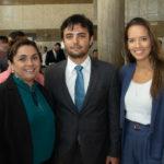 Adriana Gomes, Marcelo Pereira E Giselle Bezerra
