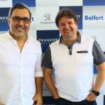 Aguimar Ferreira e Lewton Monteiro 6 150x150 - Peugeot Belfort promove fim de semana de ofertas especiais