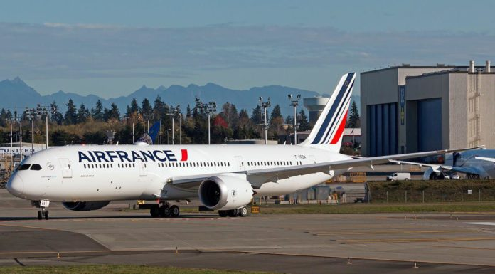 AirFrance787