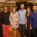Ana Alice Nogueira, Helly Ellery, Izakeline Ribeiro, Ítalo Borges, Clóvis E Anelise Holanda