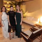 Andrea Versoza, Liana Otoch E Karine Albuquerque