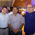 Ari Nascimento, Sousa Lisboa E Anderson Silva