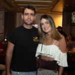 Arthur Costa Lima E Juliana Hissa