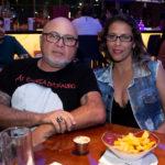 Betinho Fraga e Erica Nogueira 150x150 - Hard Rock Cafe recebe primeira eliminatória do Viva Rock Latino