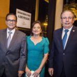 Beto Studart Ana Studart e Ricardo Cavalcante Copy 1 150x150 - Ricardo Cavalcante é empossado presidente da FIEC
