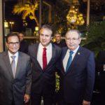 Beto Studart Camilo Santana e Ricardo Cavalcante Copy 1 150x150 - Ricardo Cavalcante é empossado presidente da FIEC